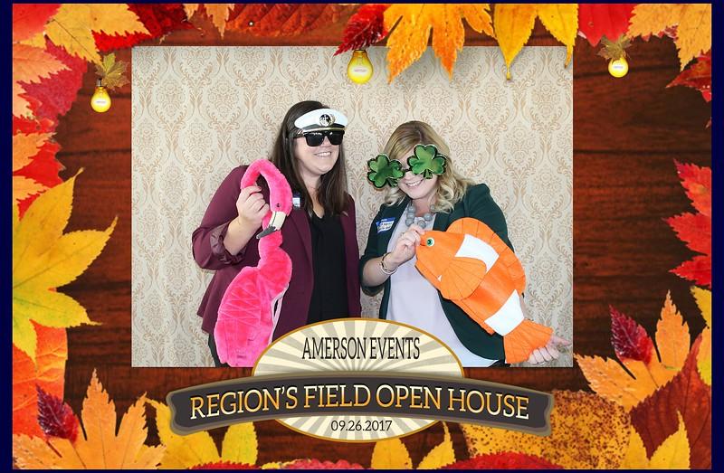 Region's Field Open House 2017