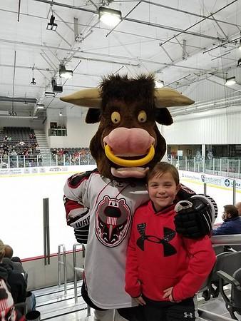 Birmingham Bulls Hockey  11/18/17