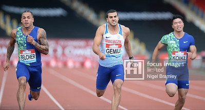 FIL MULLER ATHLETICS GRAND PRIX BIRMINGHAM 20