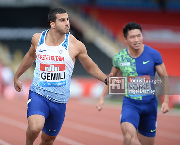 FIL MULLER ATHLETICS GRAND PRIX BIRMINGHAM 25