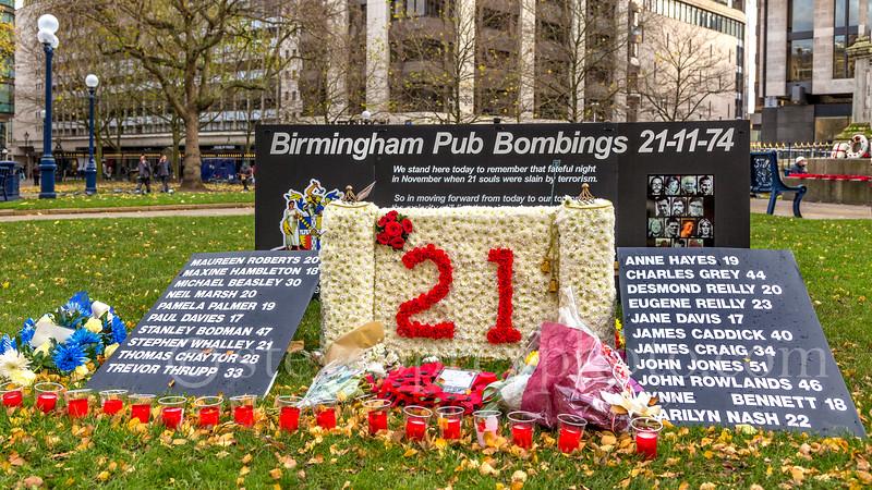 Birmingham Pub Bombings 1974