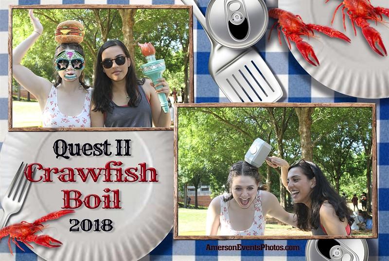 Birmingham Southern College Crawfish Boil 2018