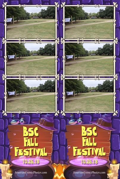 Birmingham Southern College Fall Festival 2018