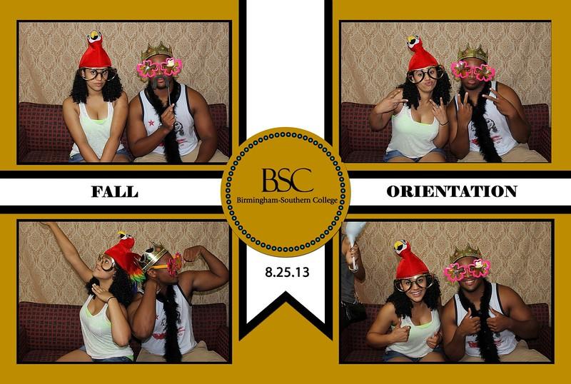 BSC Fall Orientation 2013