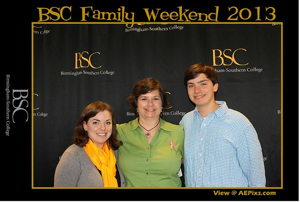 BSC Family Weekend 2013