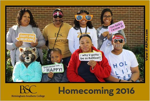 BSC Homecoming 2016