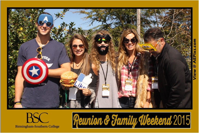 BSC Reunion Family Weekend 2015