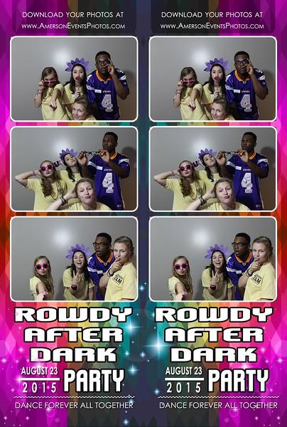 Birmingham Southern College Rowdy After Dark 2015