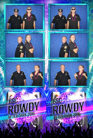BSC Rowdy After Dark 2016