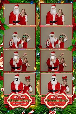 BSC SGA Christmas Party