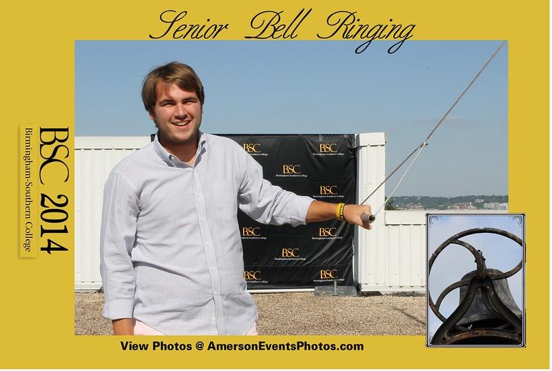 BSC Senior Bell Ringing 2014