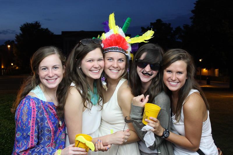 Birmingham Southern College Senior Party