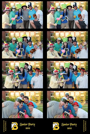 BSC Senior Party 2012