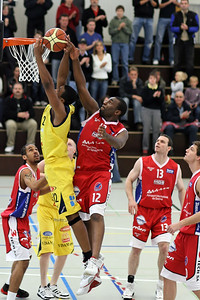 Basketball  NLA Männer Birstal Starwings 2007/2008