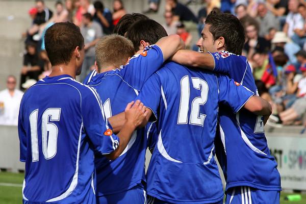 Testspiel FC Concordia Challenge-League Saison 2007/2008