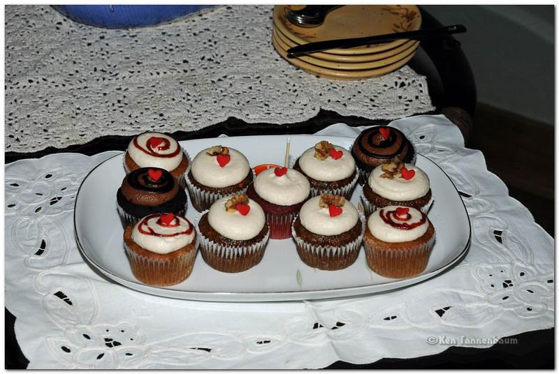 Birthday Vegan Cupcakes