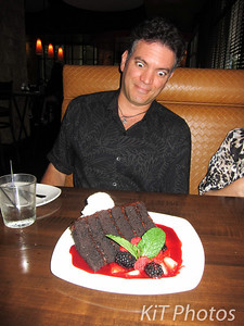 Now that is a slice of cake!