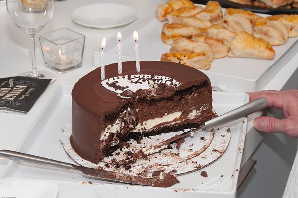 The inside of Oprah's favorite cake