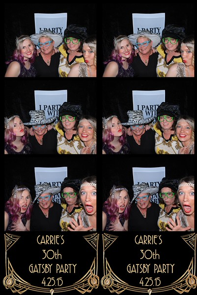 Carrie's 30th Birthday