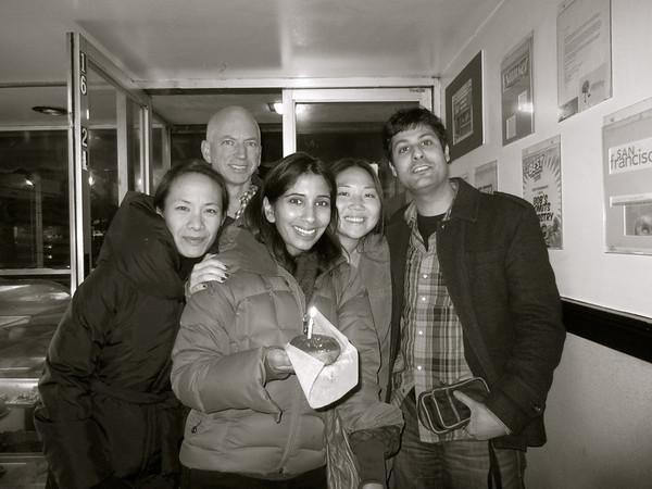 Birthday December 2011