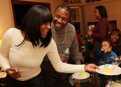 Hilda & Frank's Birthday Celebration