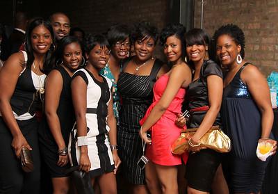 Faith and Kenyatt's 30 Fierce Birthday Party