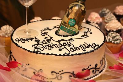 Tamiika Newsome's Golden 31st Birthday Celebration