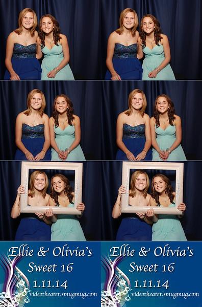 2014January11 Ellie&Olivia's Sweet 16