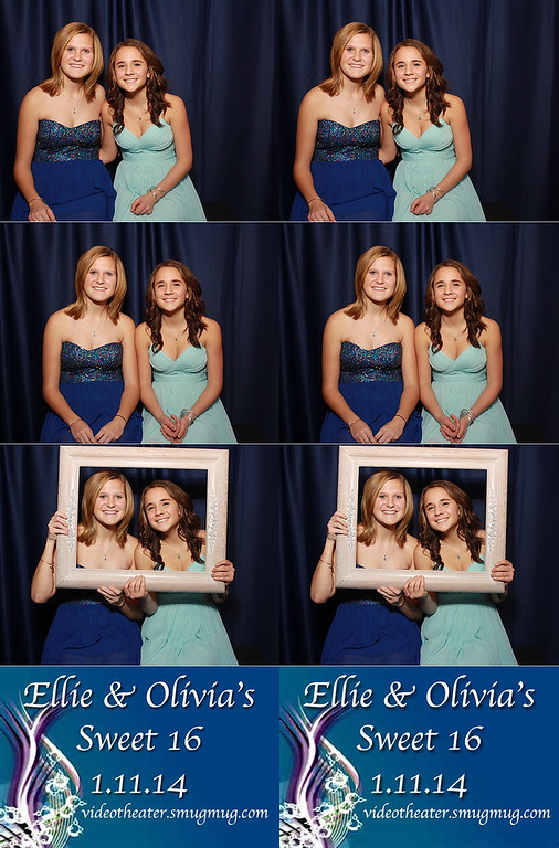 2014January11 Ellie&Olivia's Sweet 16