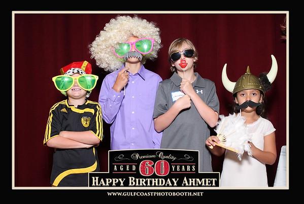 Ahmet's 60th Birthday