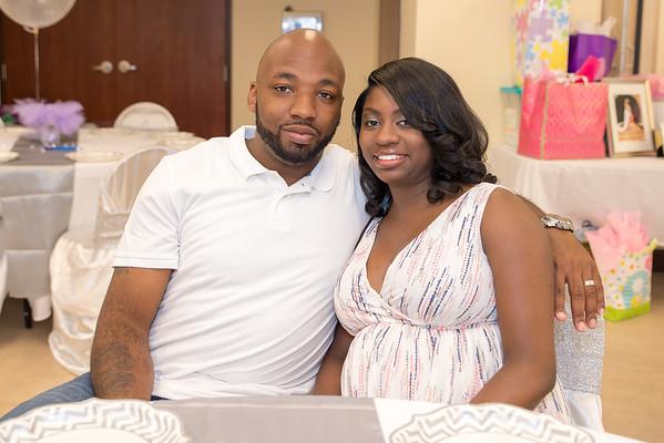 Andre & Ciera Baby Shower