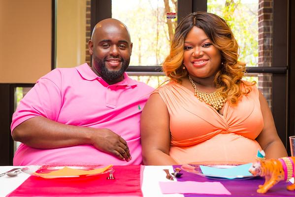 Andrew & Syreeda Babyshower