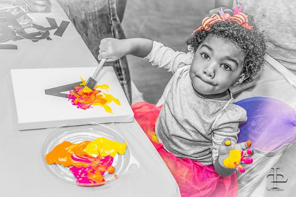 Aniya Birthday party 100315