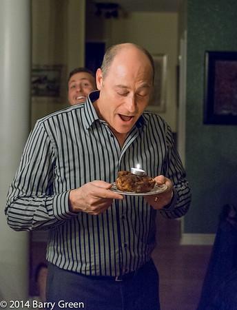 Barry's 59th Birthday Dinner
