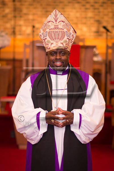 Bishop JR Ordination Service