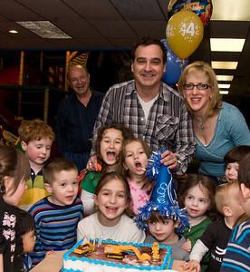 Dawson Simon's Birthday Party