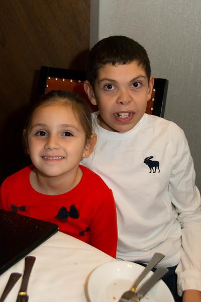December 13, 2015 - Alex's 13th Birthday