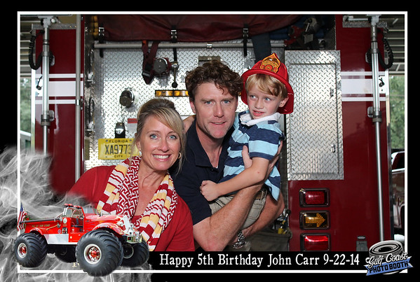 John Carr's Birthday