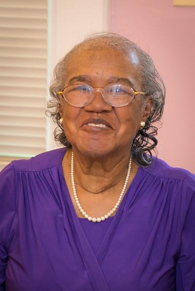 Lillian Sanders 80th Birthday