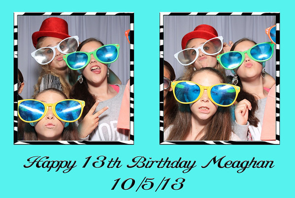 Meaghan 13th Birthday
