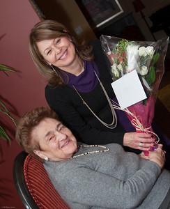Nettie's 85th Birthday Dinner