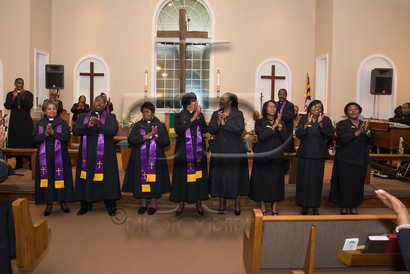 Ordination service 100415