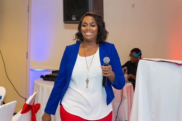 Shaneka Henson Unveiling Party