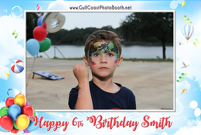 Smith's 6th Birthday