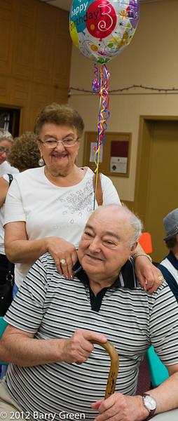 Uncle Louie's 85th Birthday Weekend