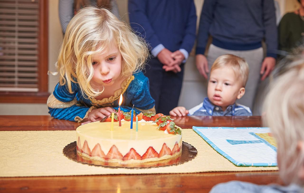 Kiva's Birthday Party