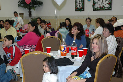 Kelsey Birthday Party Feb 18, 2006.