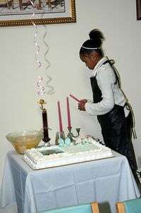 Ms. Anita 90th Birthday Feb 18, 2006.