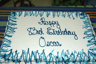 Oscar Stark 83rd Birthday Party March 2, 2006.