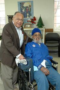 LLoyd J. Stark and Oscar Stark Oscar Stark 83rd Birthday Party March 2, 2006.
